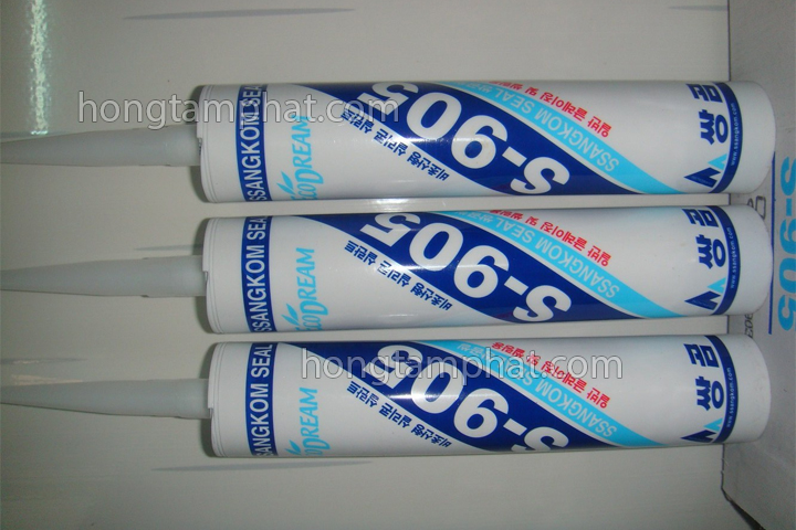 Silicone S-905 màu Clear