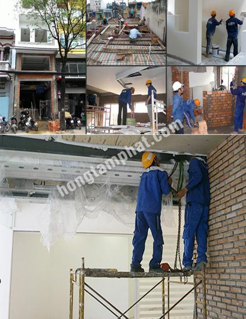 Công nghệ sửa chữa nhà cửa