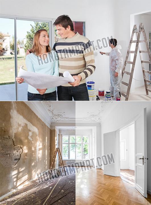 Sửa chữa nhà cửa