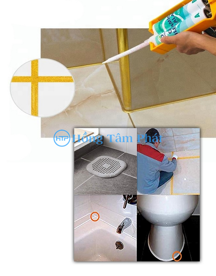 Silicone chống thấm