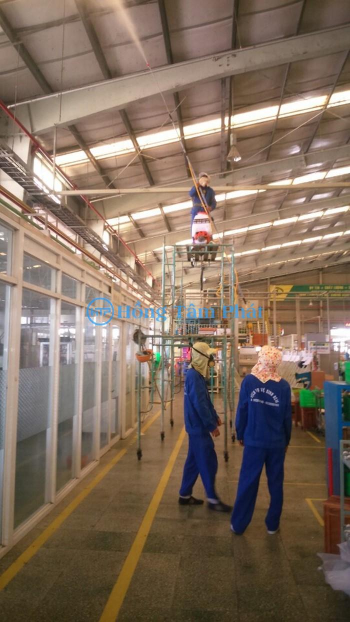 Sửa nhà xưởng tại Tân Tạo
