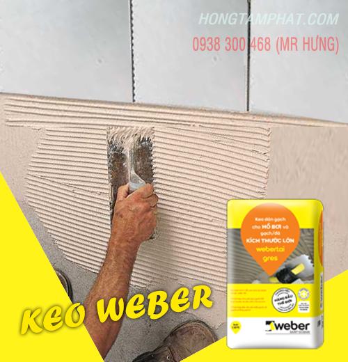 Keo weber power – Sản phẩm lý tưởng cho nhà bếp