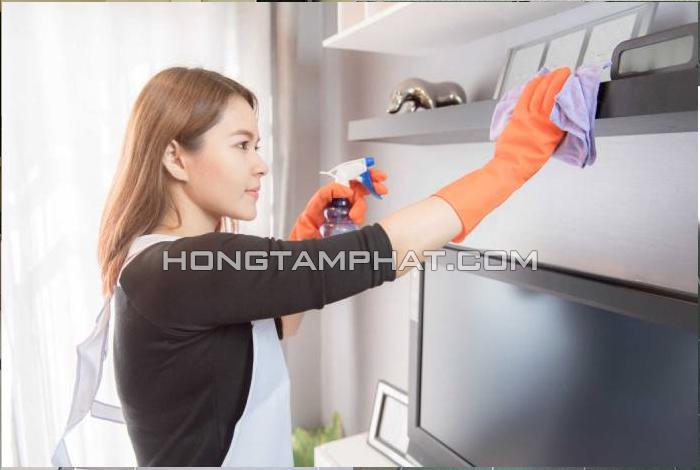 Cách khử trùng nhà ở hiệu quả